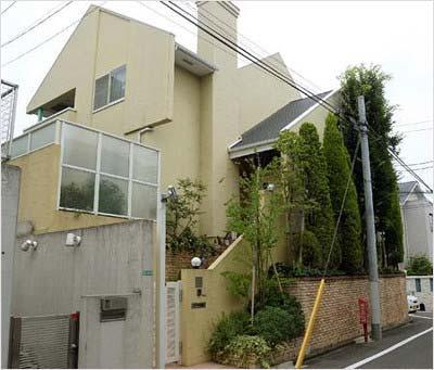 東京・目黒のASKAの豪邸