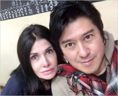 川崎麻世&妻・カイヤ