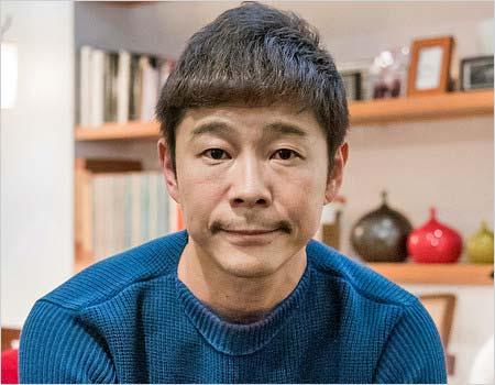 紗栄子の元カレ・前澤友作社長