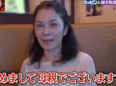 有吉・櫻井の夜会に出演した平野ノラの母・澄子
