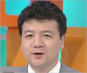 テレビ東京の進藤隆富キャスター