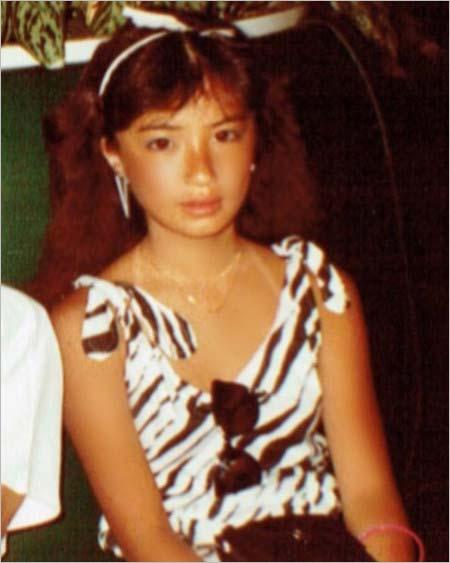 平子理沙が小学校6年生、12歳の夏休み