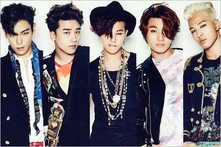 BIGBANGのメンバー