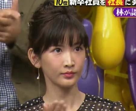 『林先生が驚く初耳学!』出演の紗栄子の顔