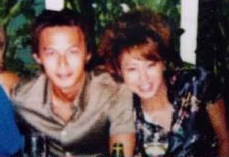 稲葉浩志と嫁・蓬田美奈子のツーショット