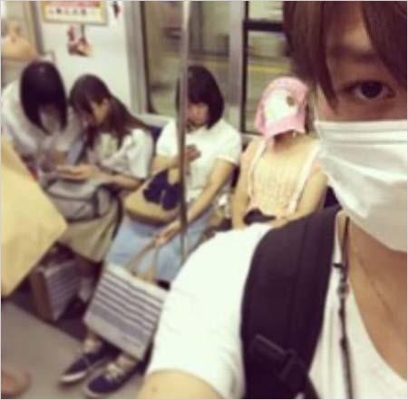 松田元太のインスタグラム裏アカウントから流出疑惑の画像