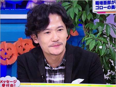 『5時に夢中』出演の稲垣吾郎2枚目