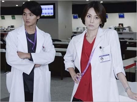 ドクターX5で主演の米倉涼子&ゲストの野村周平