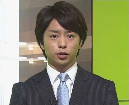 櫻井翔 NEWS ZERO 2006年以降2枚目