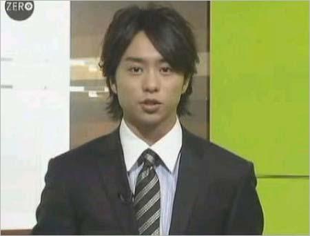 櫻井翔 NEWS ZERO 2006年以降1枚目