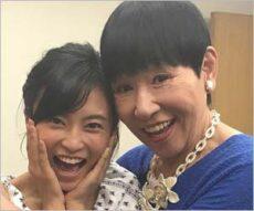 小島瑠璃子&和田アキ子