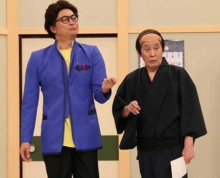 おじゃMAP!!で共演の香取慎吾&萩本欽一
