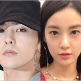 G-DRAGON&イ・ジュヨン
