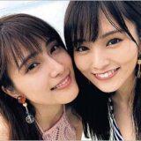 AKB48入山杏奈&NMB48山本彩