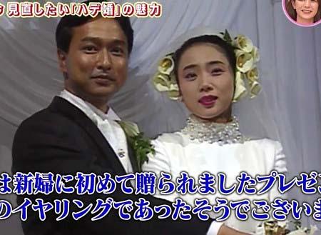 太川陽介&藤吉久美子の結婚式