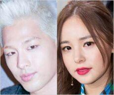 BIGBANG・SOL&ミン・ヒョリン