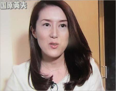 東国原英夫の3人目の妻・春香