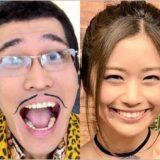 ピコ太郎&安枝瞳