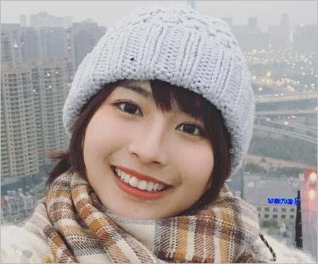 ガッキーに顔が似ている中国版・新垣結衣ことロン・モンロウの画像1枚目
