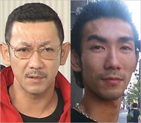 松嶋クロスの現在と昔の顔比較