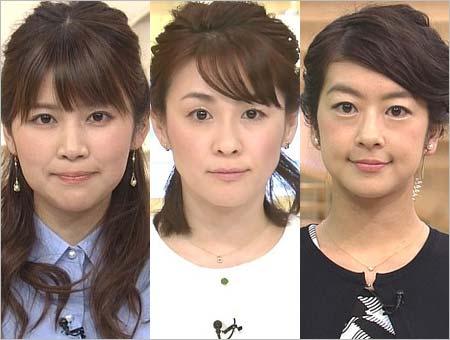 竹内友佳、斉藤舞子、生野陽子