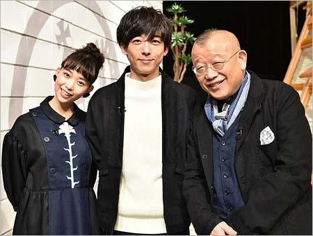 2017年1月20日放送の『A-Studio』で共演した高橋一生、森川葵