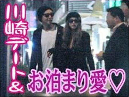 沢尻エリカとNAOKI、2013年3月にフライデーが撮影
