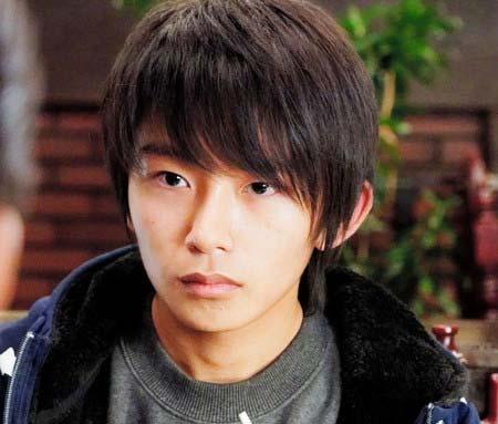 相棒16・第19話にゲスト出演の加藤清史郎、顔アップ2枚目(高校1年生)