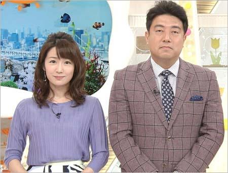 『めざましどようび』メインキャスターの長野美郷アナ&佐野瑞樹アナ