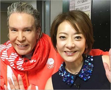 西川史子2018年2月時の写真2枚目