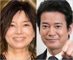 山口智子&唐沢寿明