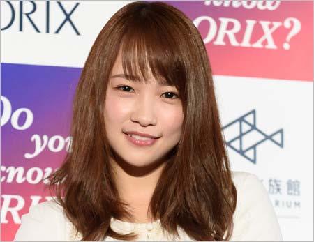 元AKB48の川栄李奈