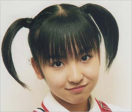 板野友美2006年デビュー当時の顔