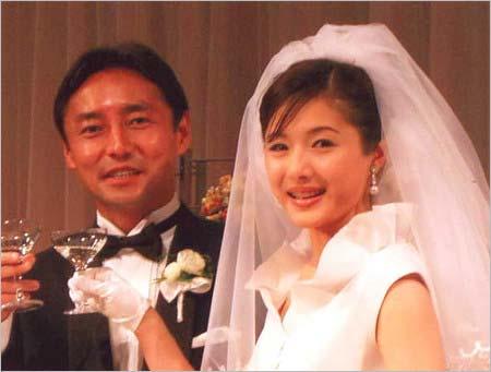 後藤田正純&水野真紀