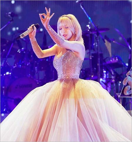 『ayumi hamasaki ARENA TOUR 2018 ~POWER of MUSIC 20th Anniversary~』さいたまスーパーアリーナ公演の提供写真