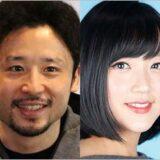 田臥勇太選手&竹内由恵アナウンサー