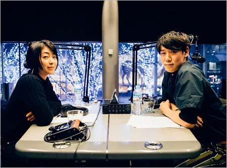 ラジオ共演の小袋成彬と宇多田ヒカル