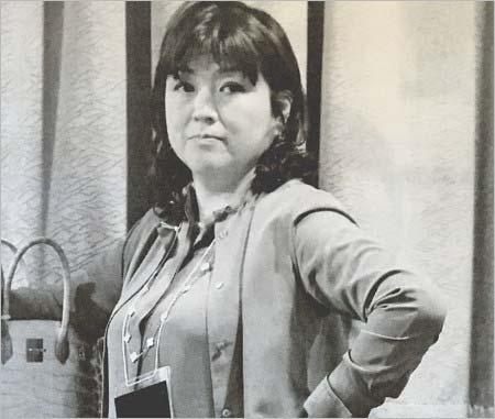 藤島ジュリー景子副社長