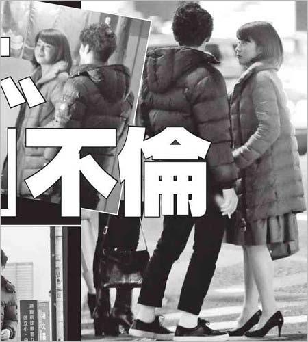 週刊文春が撮影の田中萌&加藤泰平ツーショット