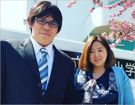 美奈子と4度目結婚相手・佐々木義人