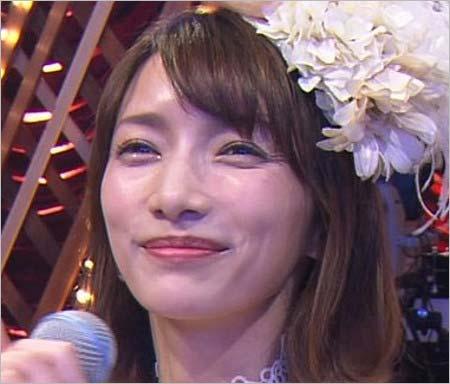 テレ東音楽祭2018に出演した後藤真希の現在の顔