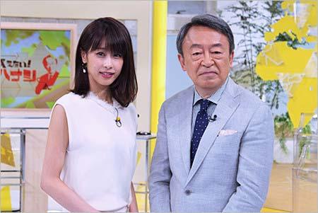 加藤綾子アナと池上彰の日本テレビ番組