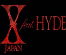 X JAPAN feat. HYDEのロゴ