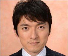 ワイドスクランブル紳士会のテレビ朝日の小松靖アナウンサー