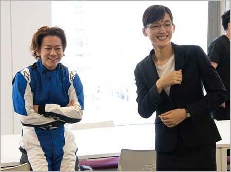 義母と娘のブルースで綾瀬はるかと佐藤健の共演
