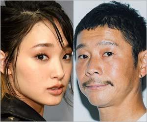 剛力彩芽・前澤友作社長