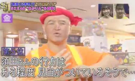 8月19日放送のサンジャポで尾畠春夫をモノマネ、ネタにしたガリットチュウ福島善成の写真5枚目