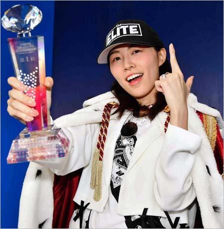 世界選抜総選挙の終了翌日の松井珠理奈2枚目
