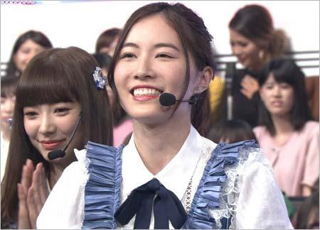 SKE48松井珠理奈が体調不良から復帰。9月7日放送『ミュージックステーション』