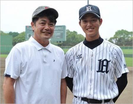 工藤阿須加と父親の工藤公康監督